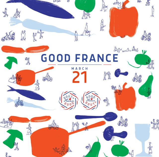 Oslava francouzské gastronomie