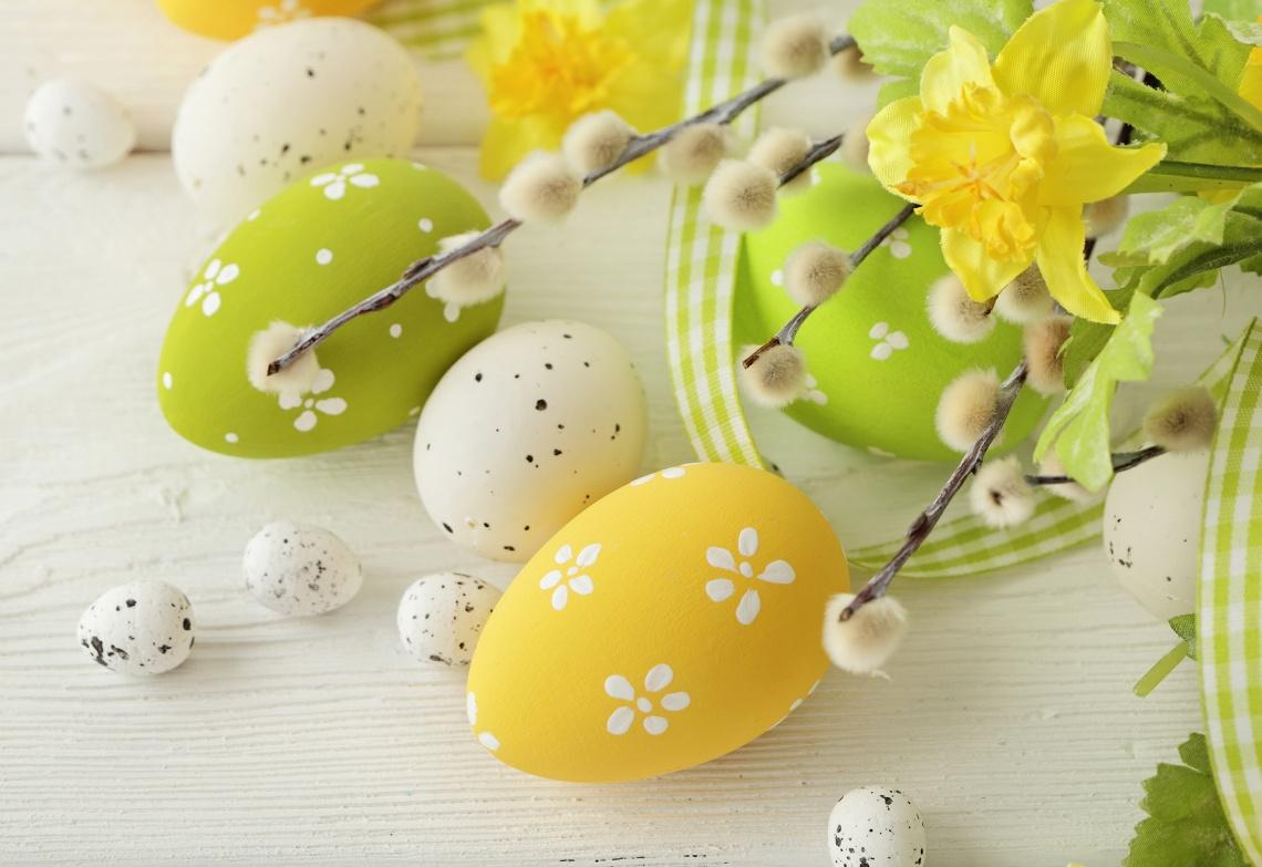 Oslavte velikonoční svátky s přáteli a rodinou