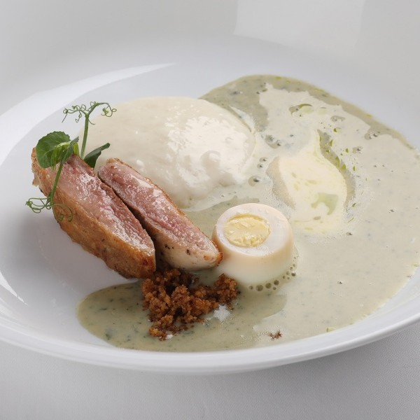 Sobotní oběd ve stylu české moderní kuchyně