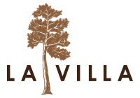 Logo LA VILLA Restaurant